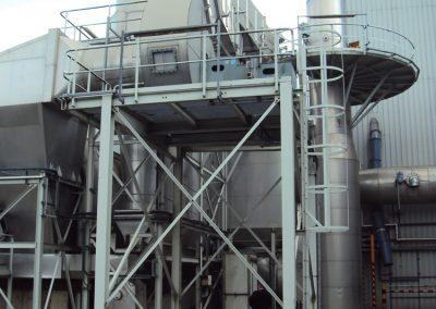 Planta de Biomasa, (Arbre Energy)
